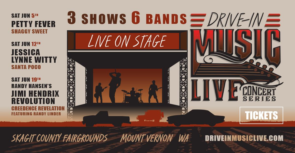 drive in music live